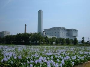 加須クリーンセンターの写真